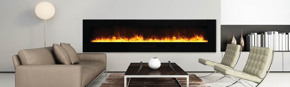 Electric Fireplaces from Amantii